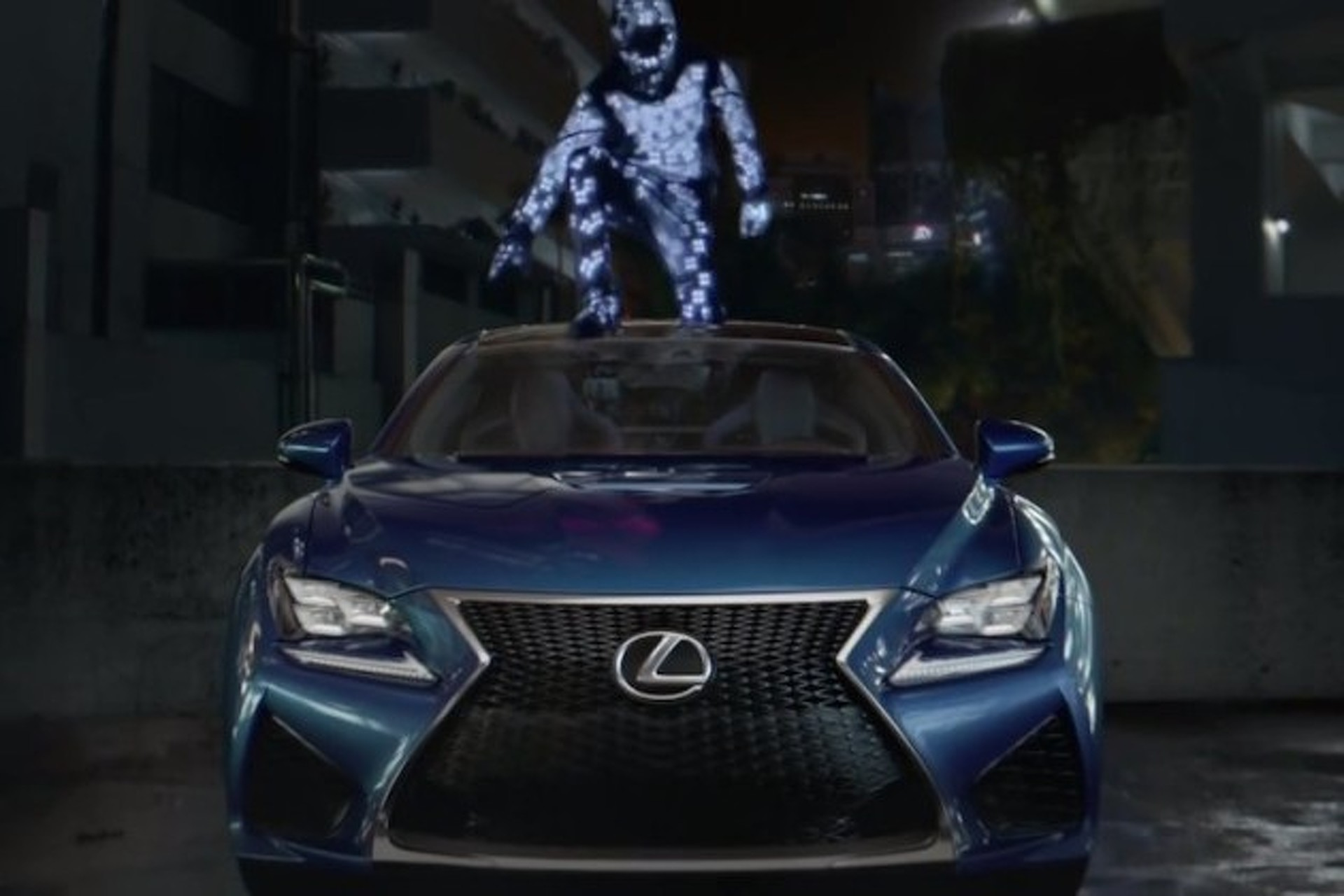 "Lexus' ""Strobe"" Commercial Is Strangely Captivating [Video]"