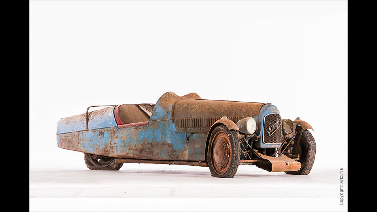 Sandford Type S cyclecar