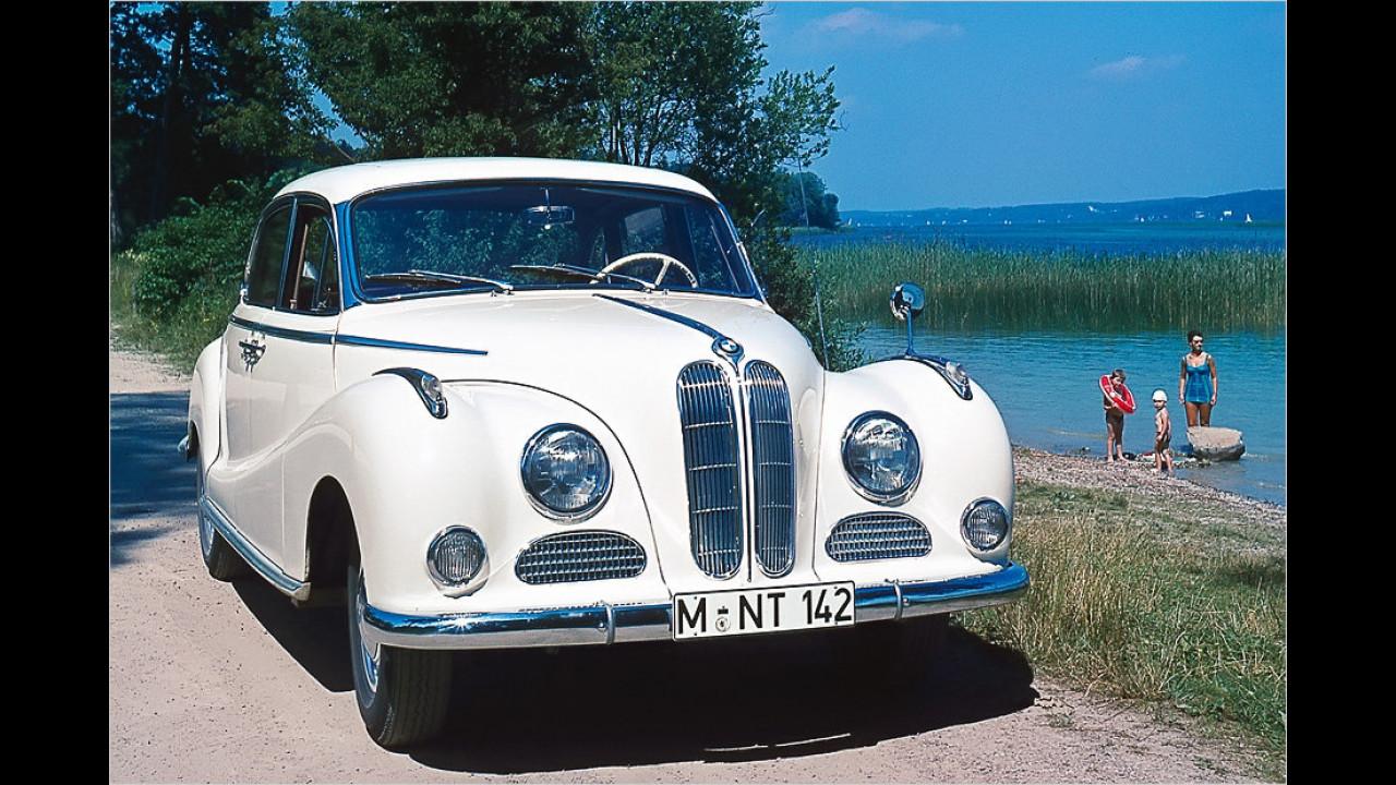 60 Jahre BMW 501/502