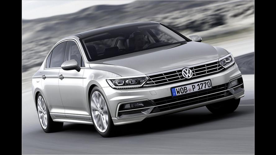 Neuer VW Passat: Die Preis-Frage