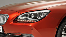 BMW 6-Series Adaptive LED Headlights for low and high beam 31.05.2011