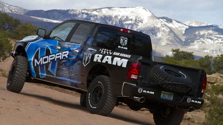 Ram considering an SVT Raptor competitor?