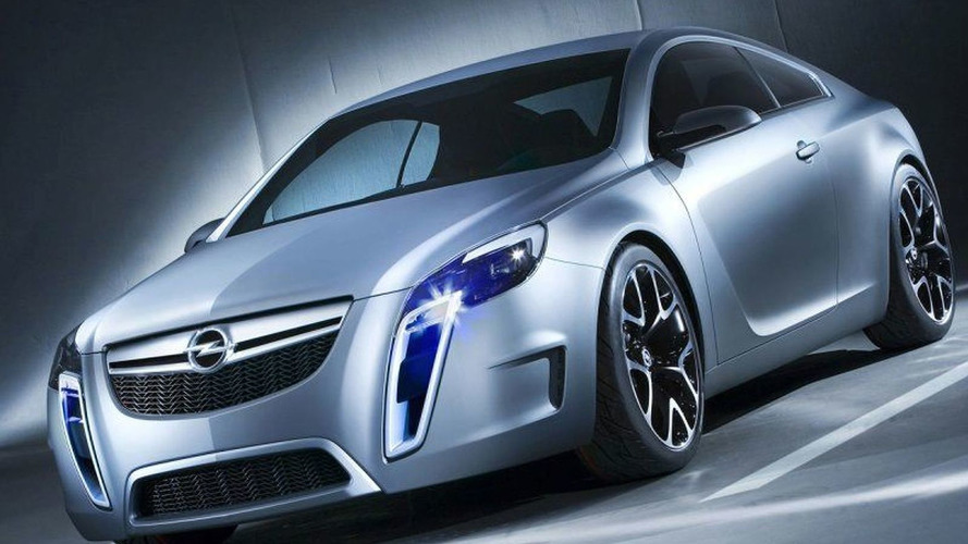 Opel GTC Concept to Debut in Geneva