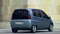 Mercedes-Benz Vision A 93 concept