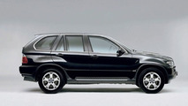 BMW X5 Security armored vehicle