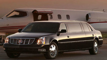 Cadillac DTS Executive Limousine