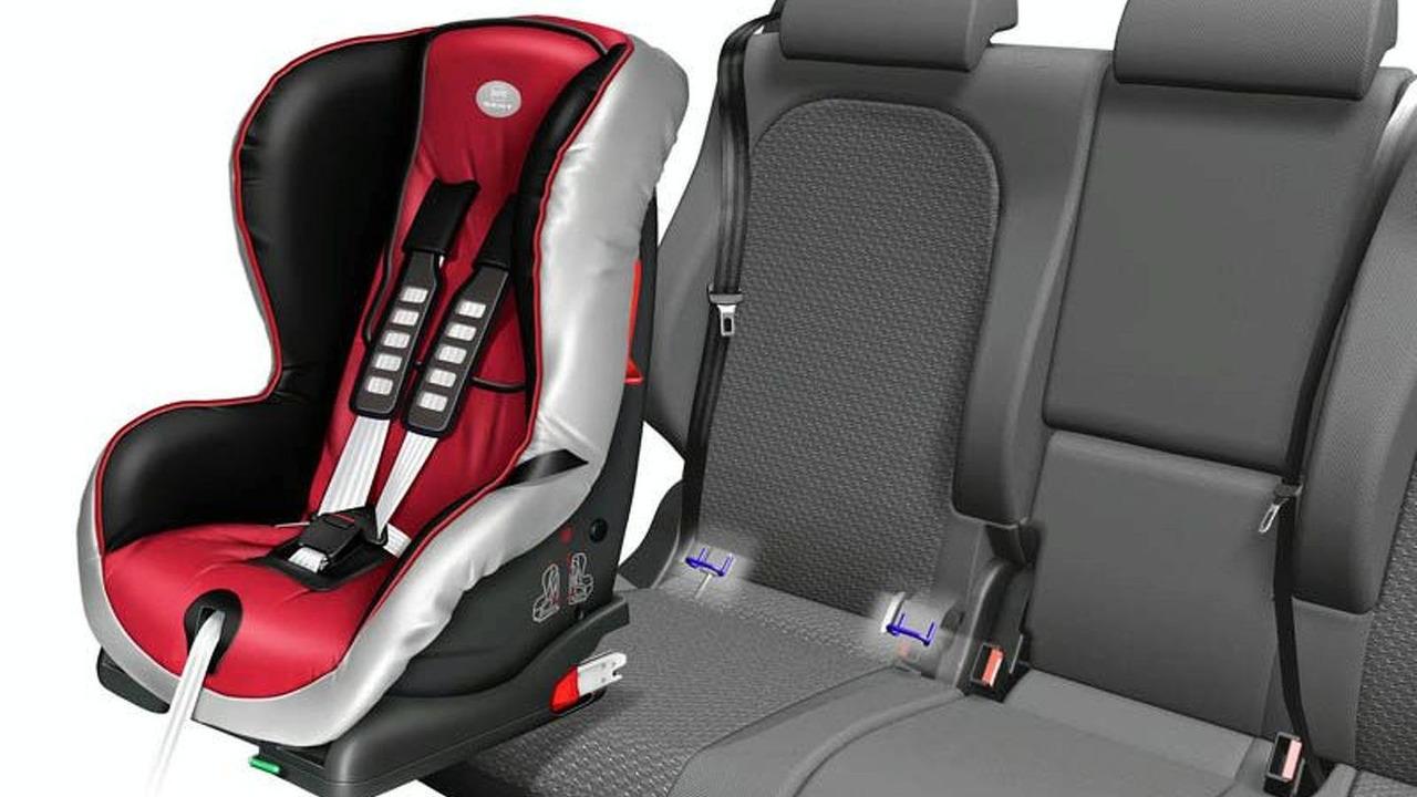 SEAT Toledo child seat