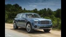 Bentley EXP 9 F Concept