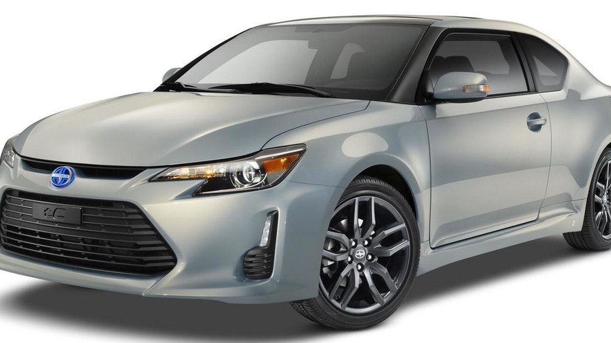 New Scion models at least three years off - report