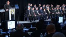 Executive Team at the Chrysler Group LLC 2010-2014 Business Plan Meeting, Auburn Hills (Mich.), Nov. 4, 2009.