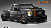 Cars by Kris and Airhead Kustoms Ford F-350 for SEMA