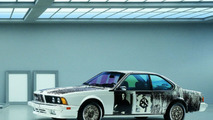 Robert Rauschenberg (USA) 1986 BMW 635 CSi art car - 1600