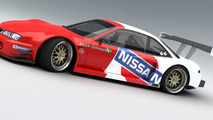 Time Attack Nissan 200 SX