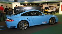 Sportec SP 550mc at Geneva