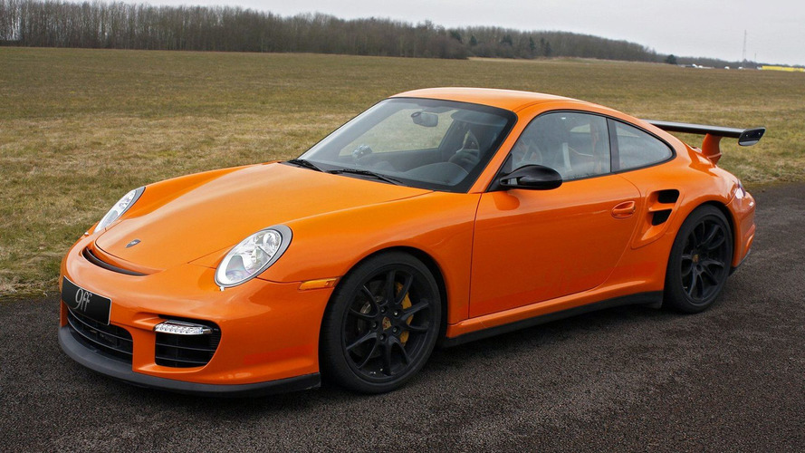 9ff DR700 New Performance Kit for Porsche 997 Turbo Facelift Announced