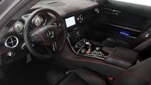 BRABUS WIDESTAR Mercedes SLS 26.11.2010