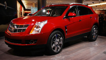 2010 Cadillac SRX at 2009 NAIAS