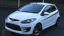 Mazdaspeed 2 Preview prototype