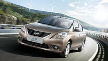 2011 Nissan Sunny first official photos 20.12.2010