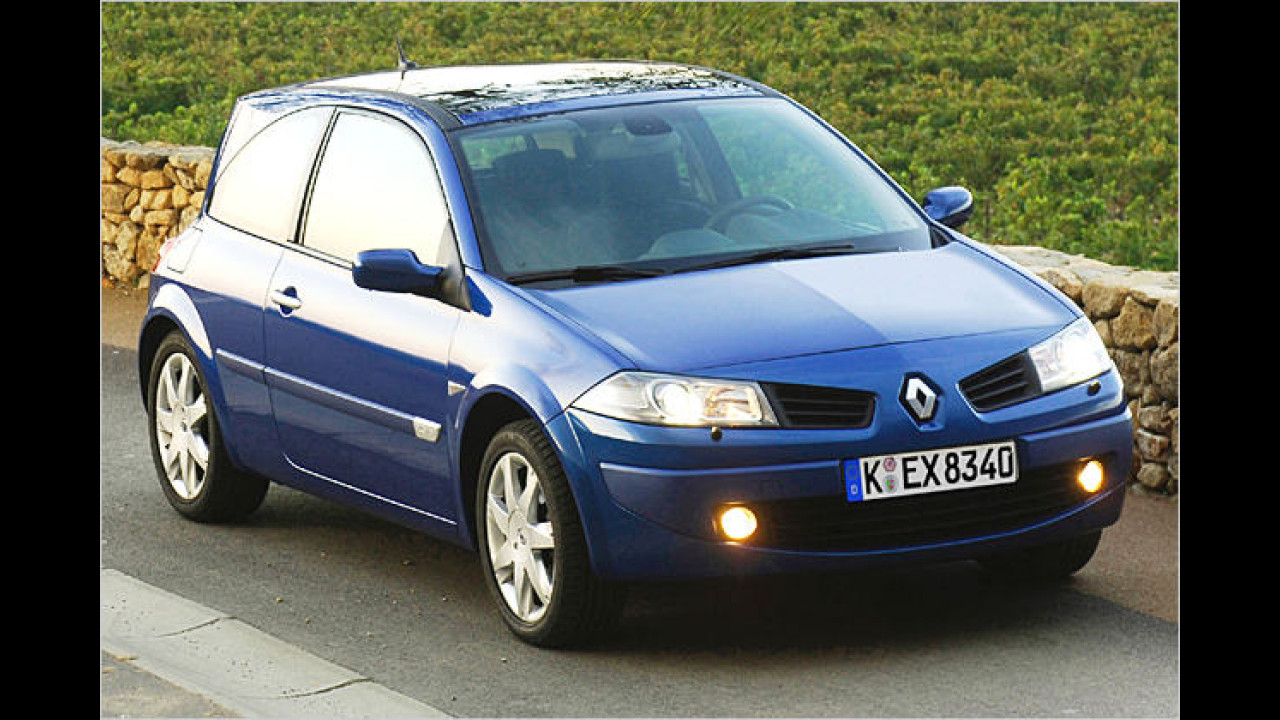 Renault Mégane 1.5 dCi 63 kW