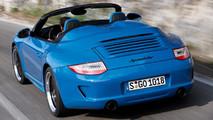 2011 Porsche 997 Speedster