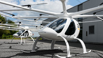 Volocopter test uçuşu