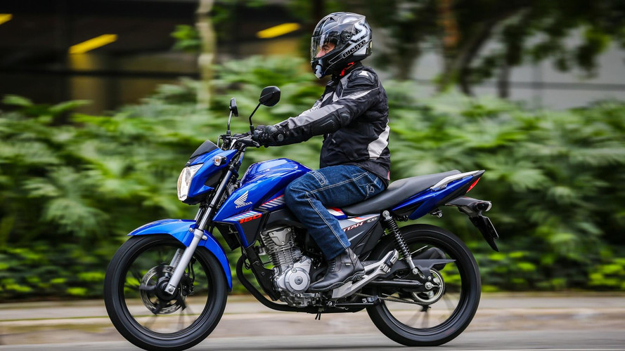 Produção de motos aumenta
