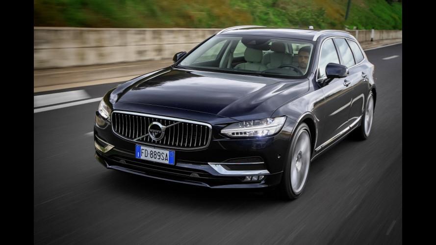 Volvo V90, le risposte alle vostre domande [VIDEO]