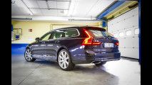 Volvo V90, un'innovatrice che non dimentica le tradizioni [VIDEO]
