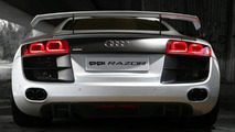 PPI tuned their R8 to a top speed of 192 mph