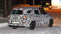 Fiat 500L, le foto spia del restyling arrivano dalla Svezia