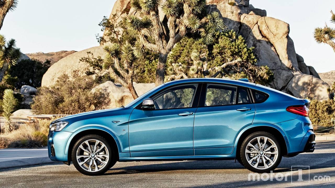 2018 BMW X4 vs 2014 BMW X4