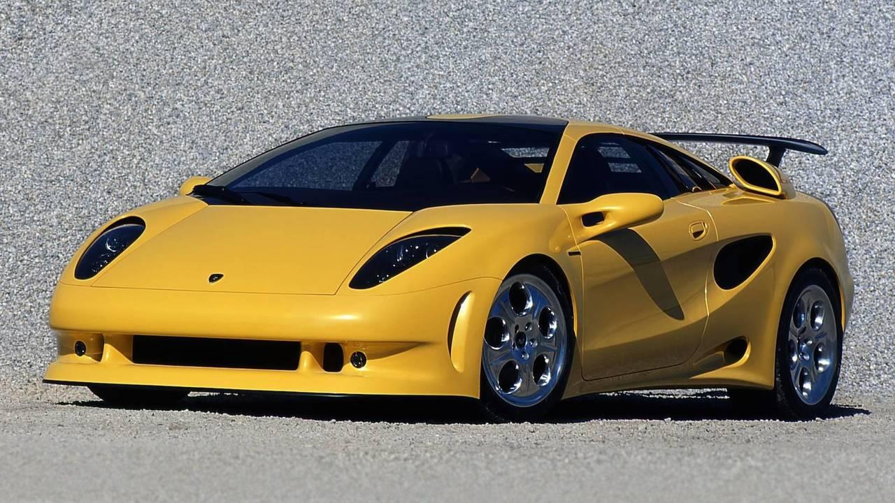 1995 Lamborghini Cala Konsepti