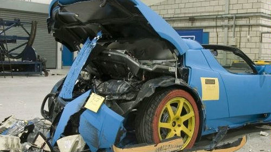 Tesla Roadster Receives U.S. FMVSS Certification