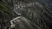 2.- Carretera de la Muerte o Las Yungas (Bolivia)