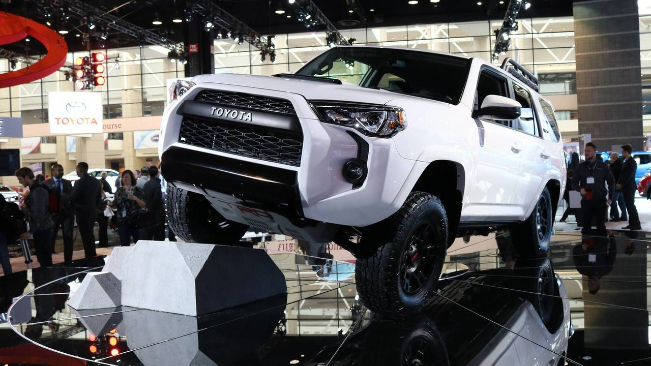 Runner Trd Off Road Premium >> The Week's Most Important Car Numbers