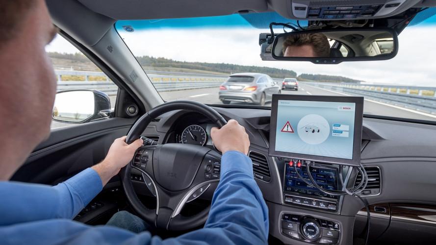 Bosch, Vodafone e Huawei puntano alla guida autonoma