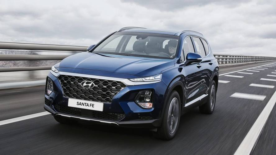 2018 Hyundai Santa Fe official reveal