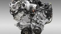 V8 6.7-liter Power Stroke turbodiesel engine 26.09.2013