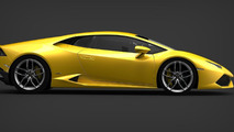 OFFICIAL: Lamborghini Huracan details released with 45 pics and video