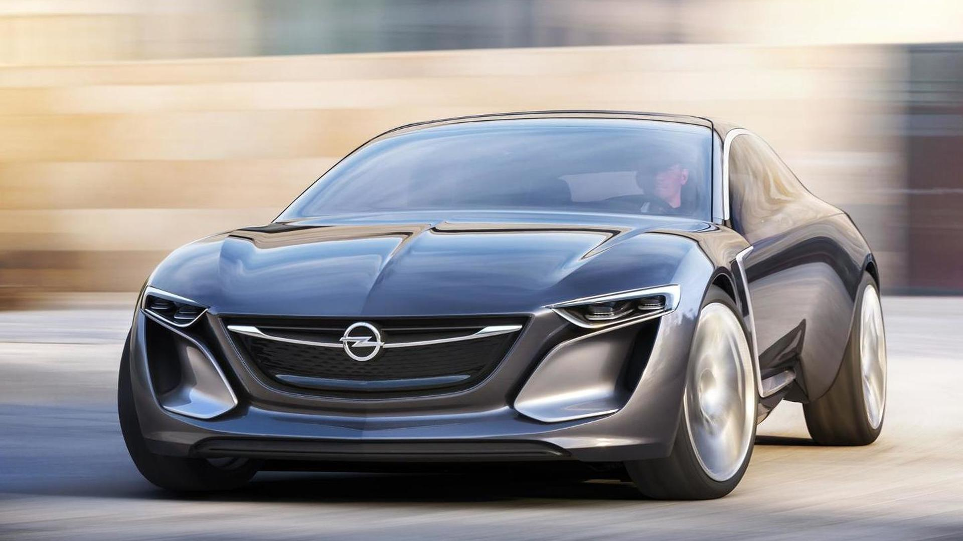 2017 Opel Monza Review Redesign And Price >> Opel Monza Based Large Suv Flagship Model Due In 2017 Report
