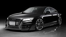 Wald International reveals sinister Audi A7 Sportback