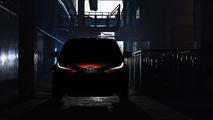 2014 Toyota Aygo teaser photo