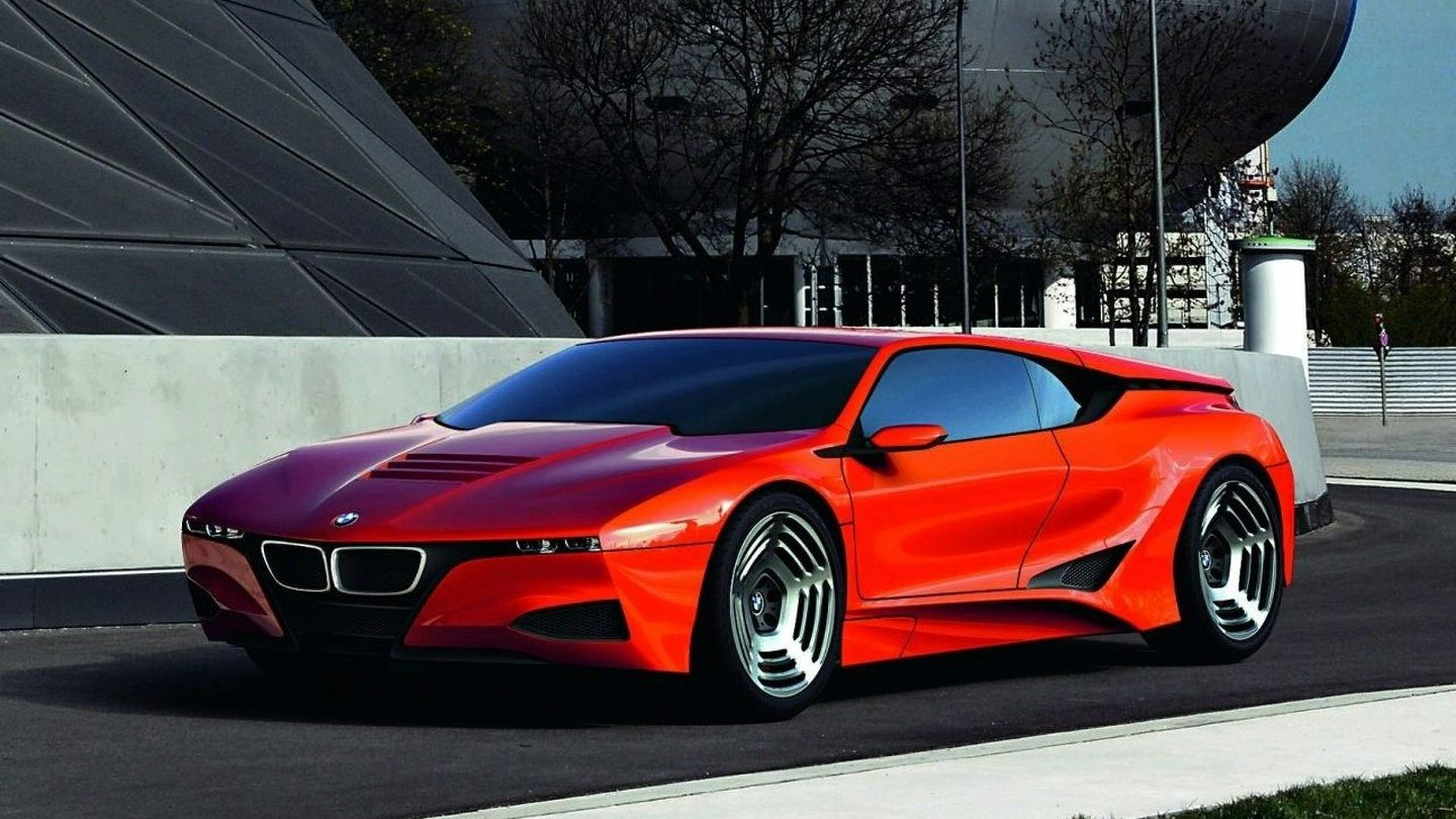 BMW M8 Due In 2016 With 650 Bhp And 250000 EUR Price Tag
