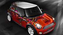 Three MINI Life Ball designer cars previewed - tenth year running