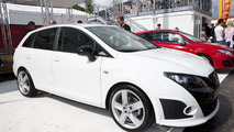 Seat Ibiza ST Bocanegra revealed at Worthersee 2010