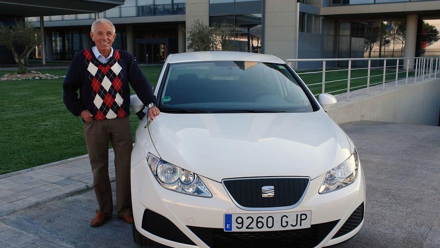 Seat Ibiza ECOMOTIVE sets a world fuel-saving record of 2.9 l/100 km