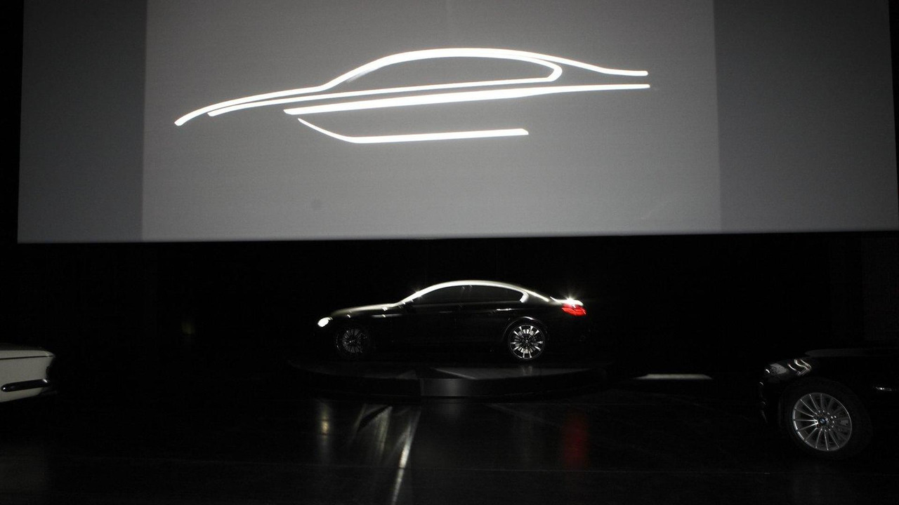 BMW Gran Coupe Concept at the BMW Design Night on July 21st 2010 ...