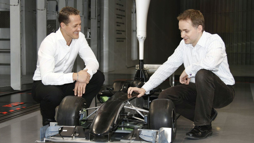Official: Michael Schumacher to Race Mercedes GP in 2010
