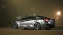 Hyundai i-flow HED-7 Hybrid Concept 02.03.2010